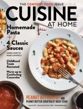 Cuisine at home Magazine