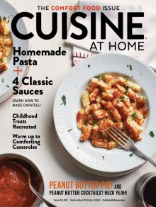 Cuisine at home - Current Issue