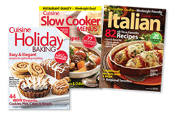 Check out our great cookbooks!