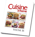 Cuisine At Home Volumes