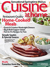 Cuisine at home magazine free preview issue of pronofoot35fo Gallery