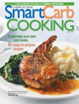 SmartCarb Cooking cookbook cover image
