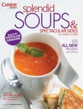 Splendid Soups cookbook cover image