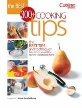 The Best 300+ Cooking Tips cookbook cover image