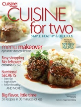 Cuisine for Two Vol. 1 cookbook cover image