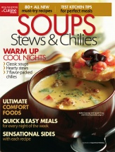 Soups, Stews, & Chilies cookbook cover image