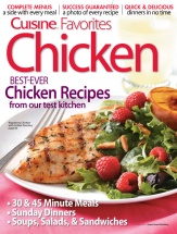 Cuisine Favorites: Chicken cookbook cover image