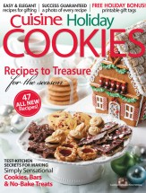 Holiday Cookies, Vol. 2 cookbook cover image