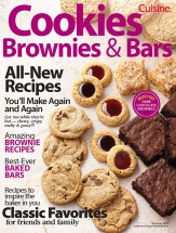 Cookies Brownies & Bars cookbook cover image
