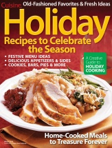 Holiday Recipes to Celebrate the Season cookbook cover image