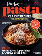 Perfect Pasta Cookbook cookbook cover image