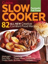 Slow Cooker Menus, Vol. 3 cookbook cover image