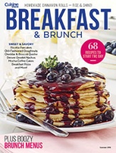 Breakfast & Brunch cookbook cover image